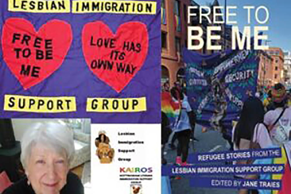 """""""Free To Be Me""""; Refugee stories from Lesbian Immigration Support"""