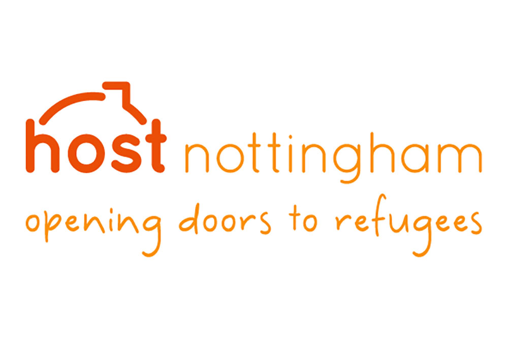 Host Nottingham Stall at Refugee Week's Soft Launch